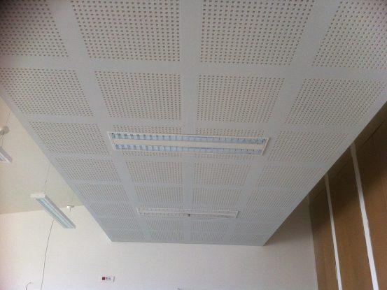 Dalles de plafond